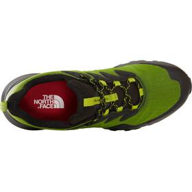 The North Face Ultra Fastpack III GTX Zapatillas Hombre, tnf black/tender green